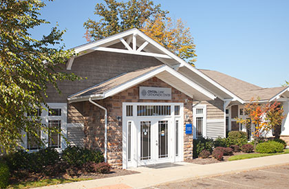 Barberton, Ohio Crystal Clinic Orthopaedic Center